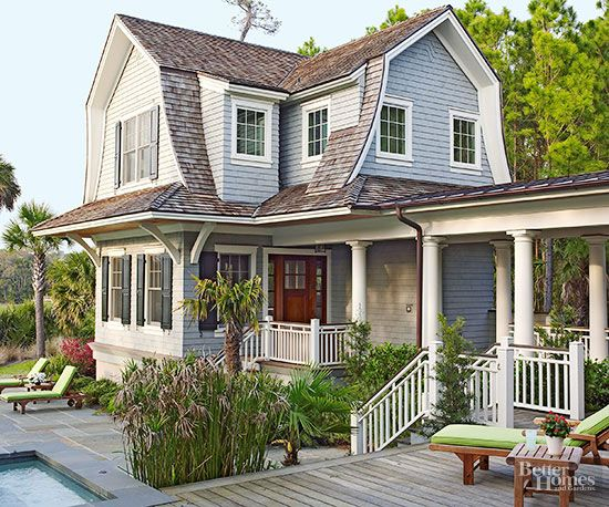 23 Simple Ways To Boost Your Home S Curb Appeal Cape Cod Style House Shingle Style Colonial Style Homes