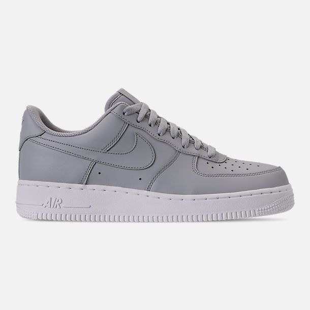 Men's Nike Air Force 1 '07 Casual Shoes is part of Nike air shoes, Nike shoes air force, Nike air force, Mens nike air, Air force one shoes, Nike air - Classic leather and textile upper Strategically placed overlays for premium durability, fit and support Perforations throughout for enhanced ventilation Fulllength, encapsulated Nike Air unit for lightweight cushioning Polyurethane (PU) midsole for durability and cushioning Nonmarking rubber cupsole for traction and durability The Nike Air Force 1 '07 is imported The Men's Nike Air Force 1 '07 Casual Shoes are furthering the legacy of the iconic AF1  By blending the classic design with modern technology, you get an allnew comprehensive model