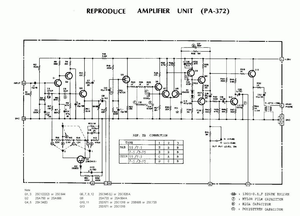 16 Rec Radio Wiring Diagram Electrical Wiring Diagram Radio Diagram