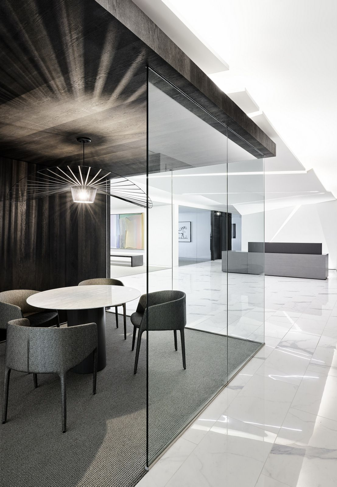 modern office reception design. Office Tour: Coblentz Patch Duffy \u0026 Bass Offices \u2013 San Francisco. Corporate DesignCorporate OfficesOffice Reception DesignModern Modern Design