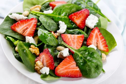 How to build a salad you actually want to eat salad easy and recipes food ideas forumfinder Choice Image