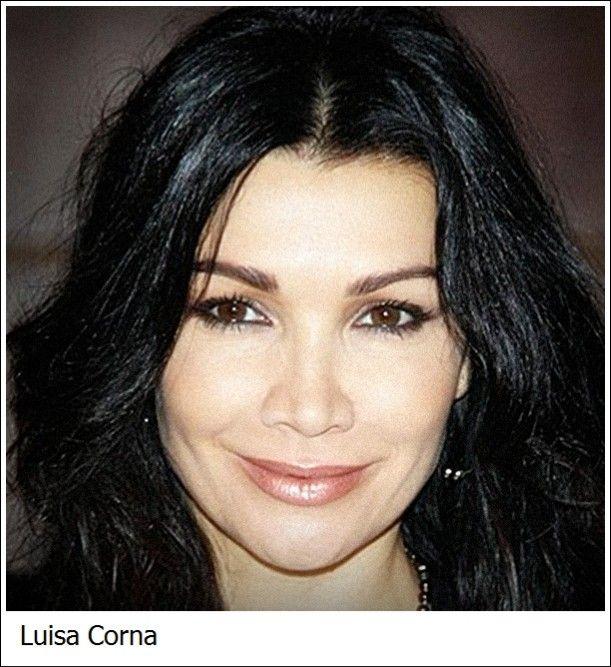 Luisa Corna Palazzolo sull'Oglio, 2 dicembre 1965 cantante, conduttrice televisiva, attrice e modella italiana.