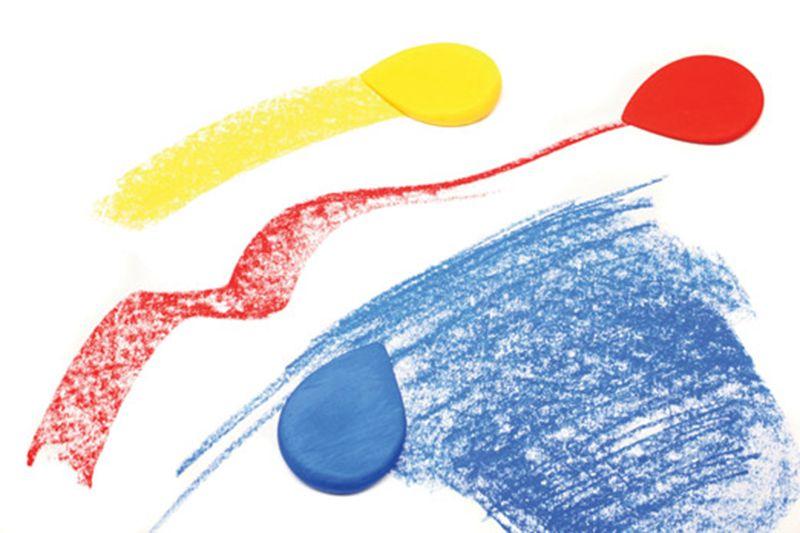 Boya Crayons by Maja Mesić