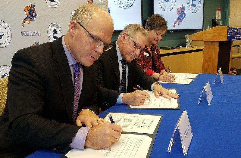 Salem State, NSCC create 'seamless' partnership | North Of