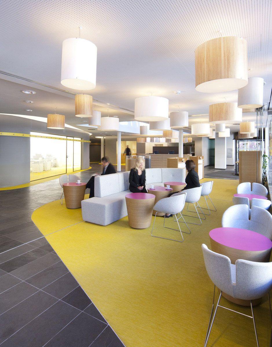 innenarchitektur office: café by bkp | office & arbeitswelten, Innenarchitektur ideen
