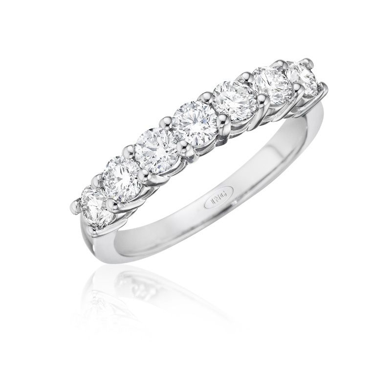 Leo Ingwer Wedding Bands Visionary Jewelers