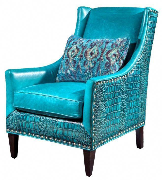 Fantastic Blue Leather Chair In 2019 Best Leather Sofa Sofa Blue Onthecornerstone Fun Painted Chair Ideas Images Onthecornerstoneorg