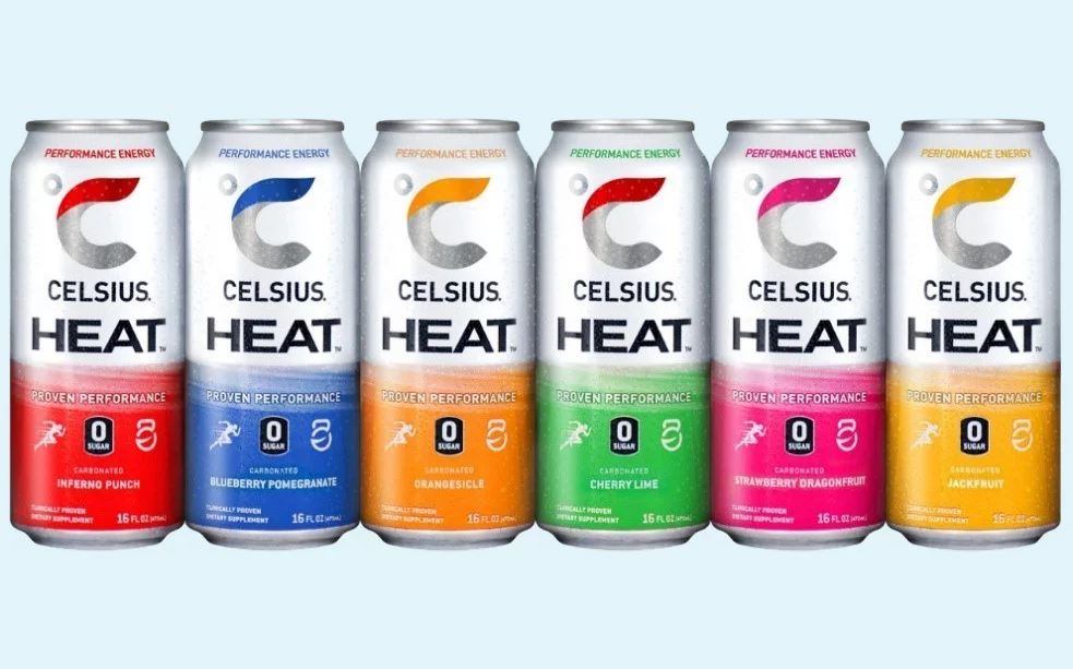 Celsius Expands Heat Energy Drink Line With Jackfruit Flavour In 2020 Energy Drinks Drinks Jackfruit