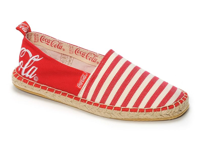 Marques Chaussure femme Coca-cola shoes femme The Best Fashion Cream