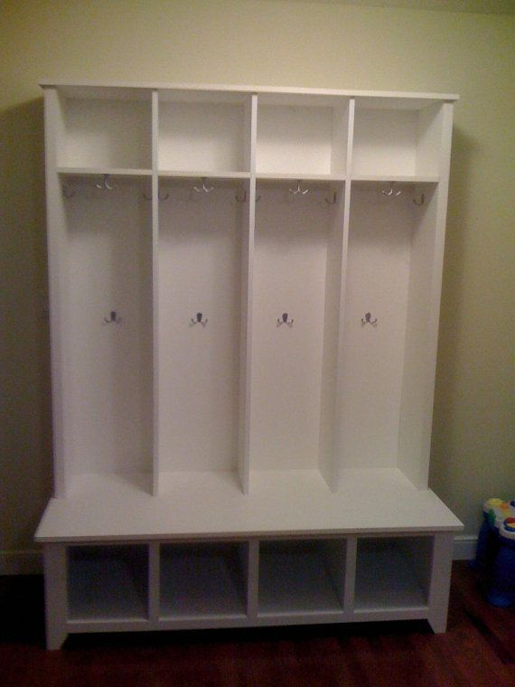 Mudroom Storage Rack : Hey i found this really awesome etsy listing at https