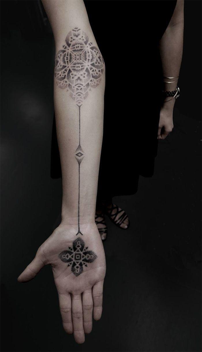 Tattoo ideas black ink pin by p zink on body art  pinterest  stippling tattoo tattoo ink