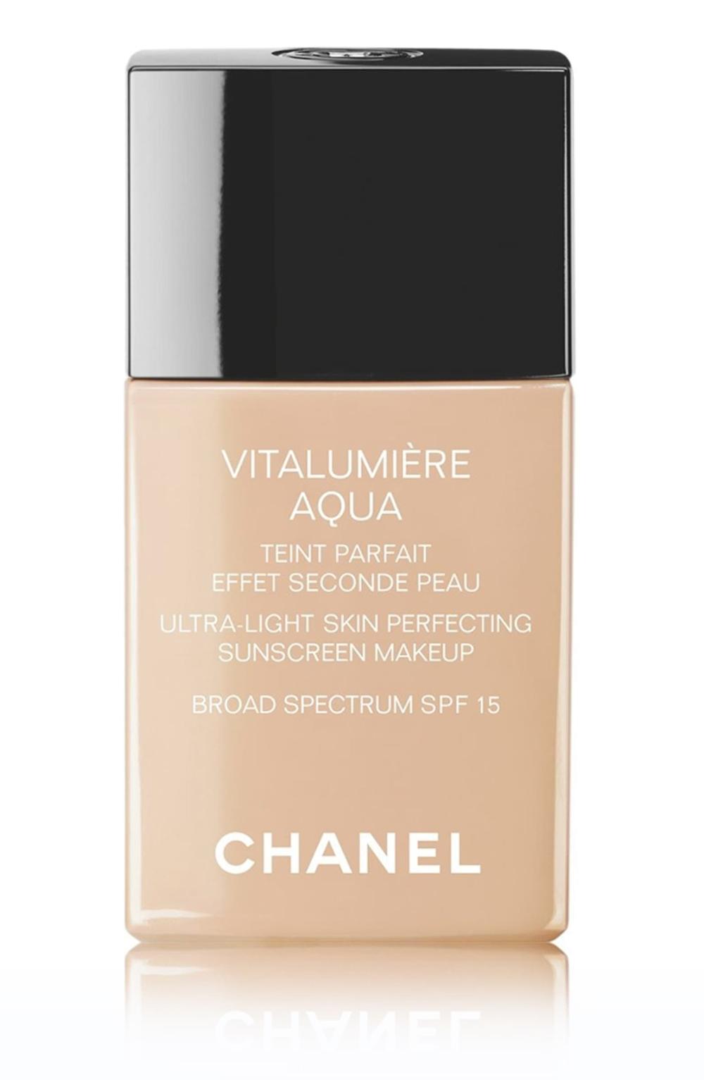 CHANEL VITALUMIÈRE AQUA UltraLight Skin Perfecting