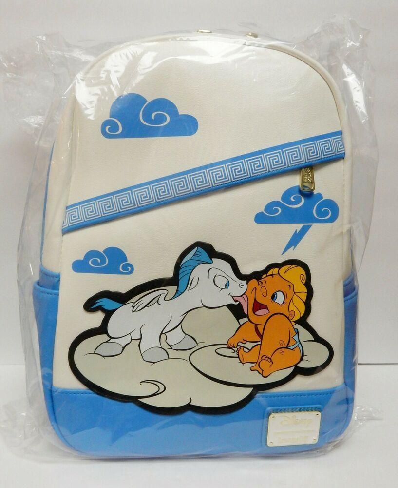 Loungefly Disney Hercules Baby Pegasus Backpack New With Tags Loungeflydisney Backpack Disney Hercules Loungefly Disney Loungefly