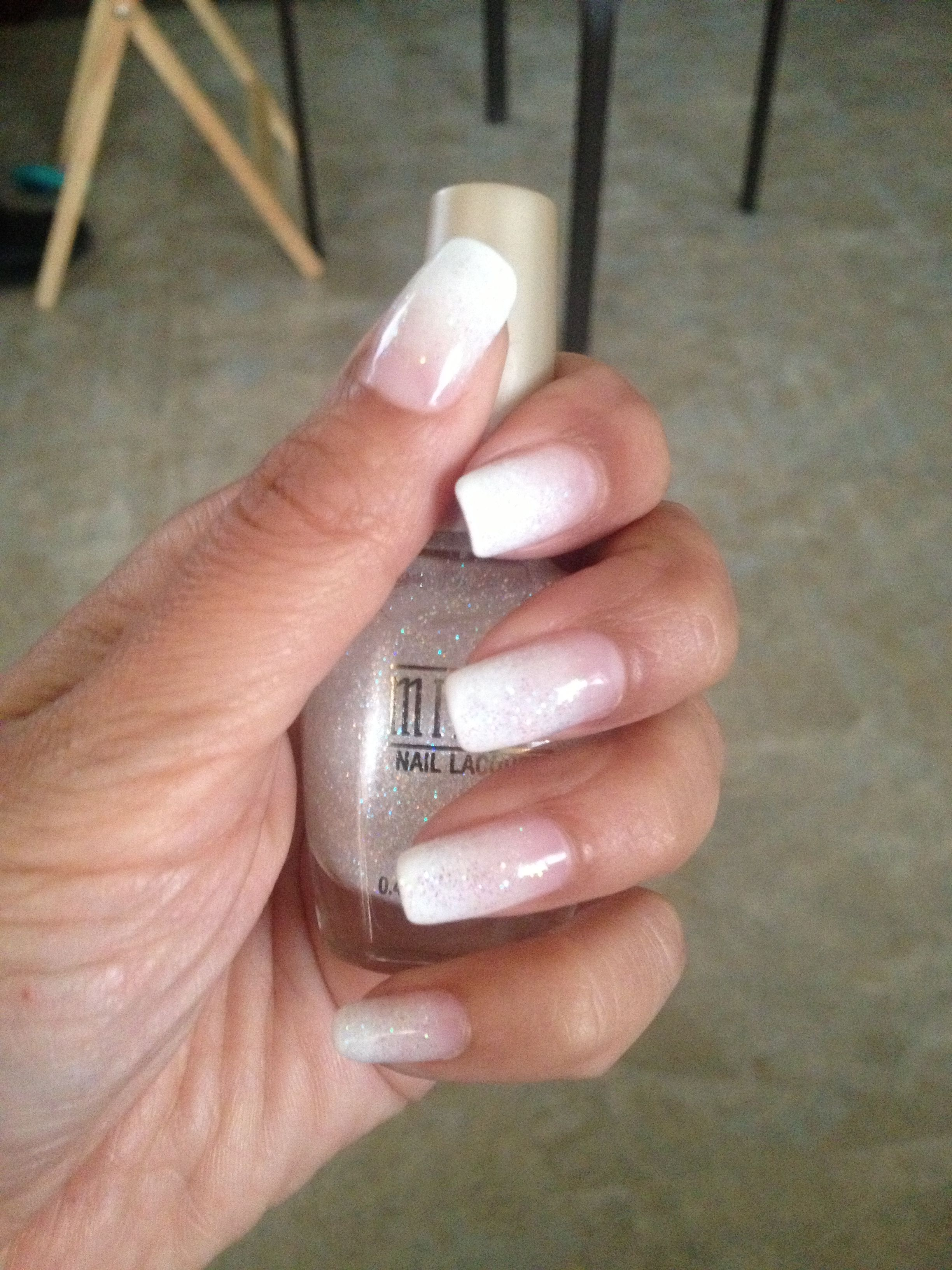White Nail Polish Design Nail Designs Pinterest White Nail