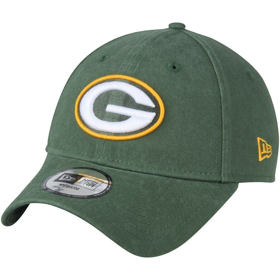 eb810fd5cf46d Men s Green Bay Packers New Era Woodland Camo Primary Logo Core Classic 9TWENTY  Adjustable Hat