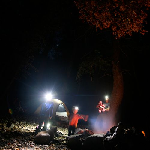 10 Night Games To Play While Camping Fun Dont Forget Your Flashlights