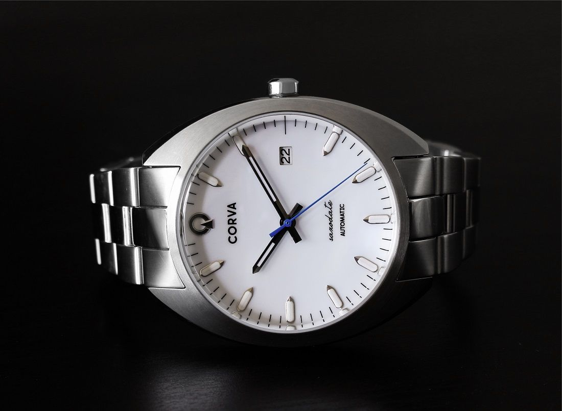 Corva Is A New Independent Micro Watch Brand Designed In Indonesia