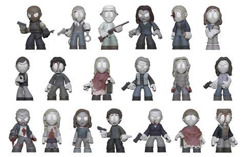 "AMC The Walking Dead-Mystery Minis 3/"" WELL ZOMBIE Figure"