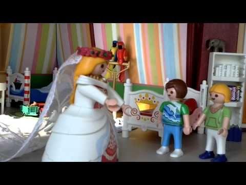 Vidéo Playmobil Super Nounou Et Le Fantôme Youtube
