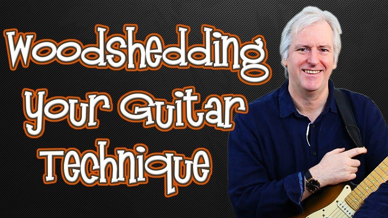Fingerstyle Electric Guitar Building Your Technique With