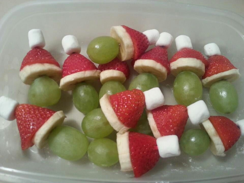 Grapes strawberries yum with images holiday treats