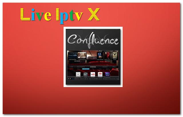 Skin Confluence Hybrid Helix Kodi Skin Addon - Download Skin