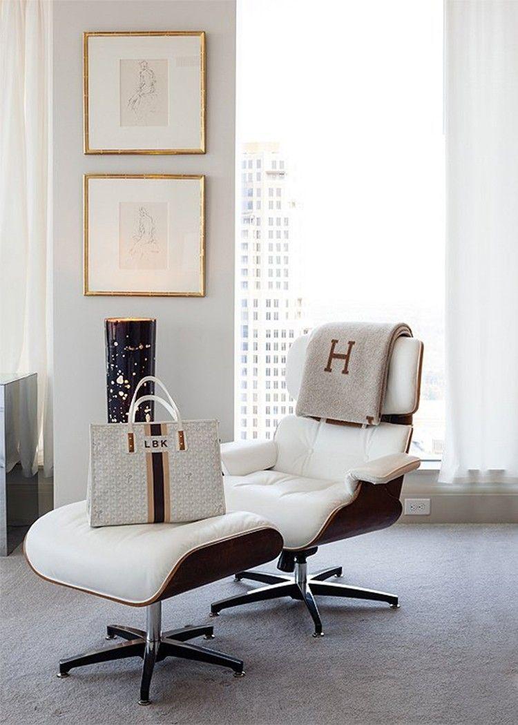 Lounge Stoel Eames.40 Foto S Waardoor Je Een Eames Lounge Chair Wilt Hebben Little