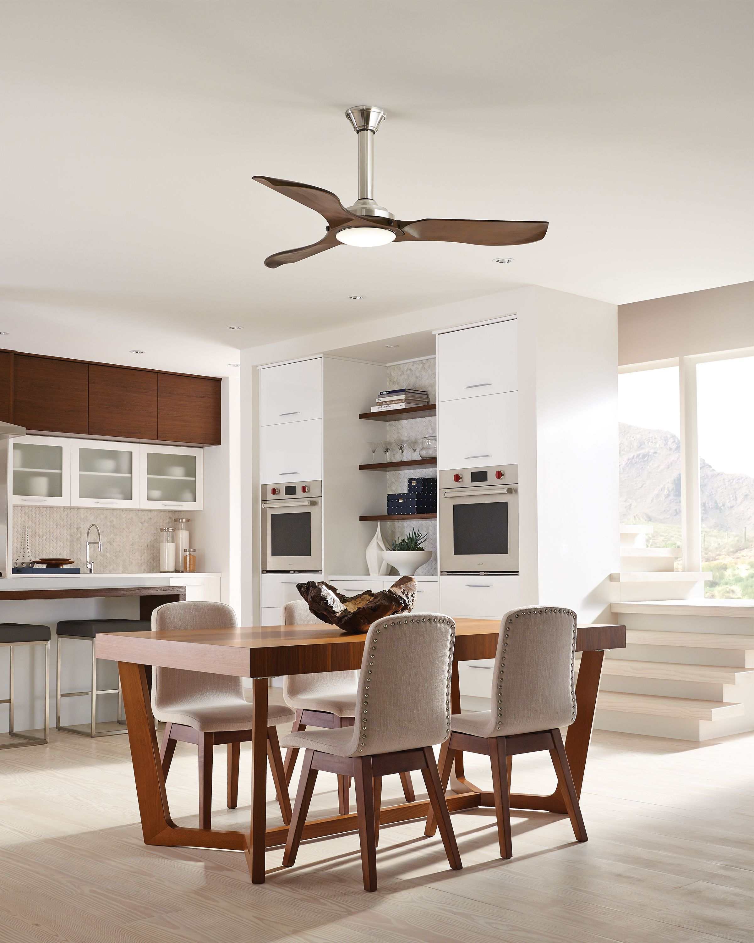 How To Choose A Ceiling Fan Size Guide, Blades & Airflow