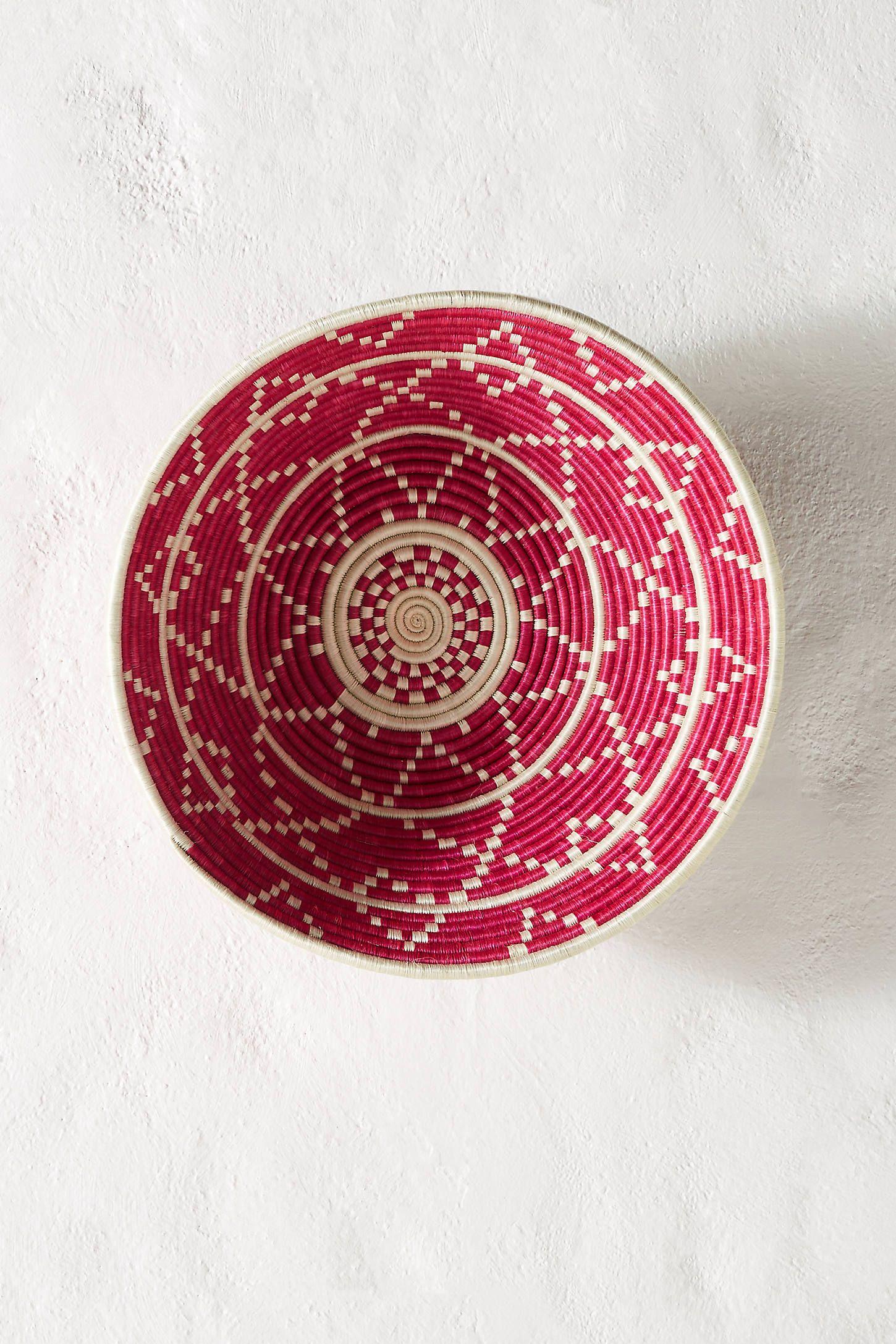 Khari Hanging Basket Wall Hanging Hanging Baskets Basket Wall Art