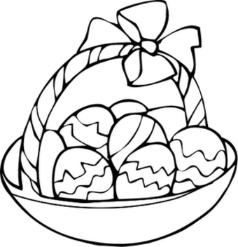 coloring easter eggs | easter egg coloring pages 3 easter egg ...