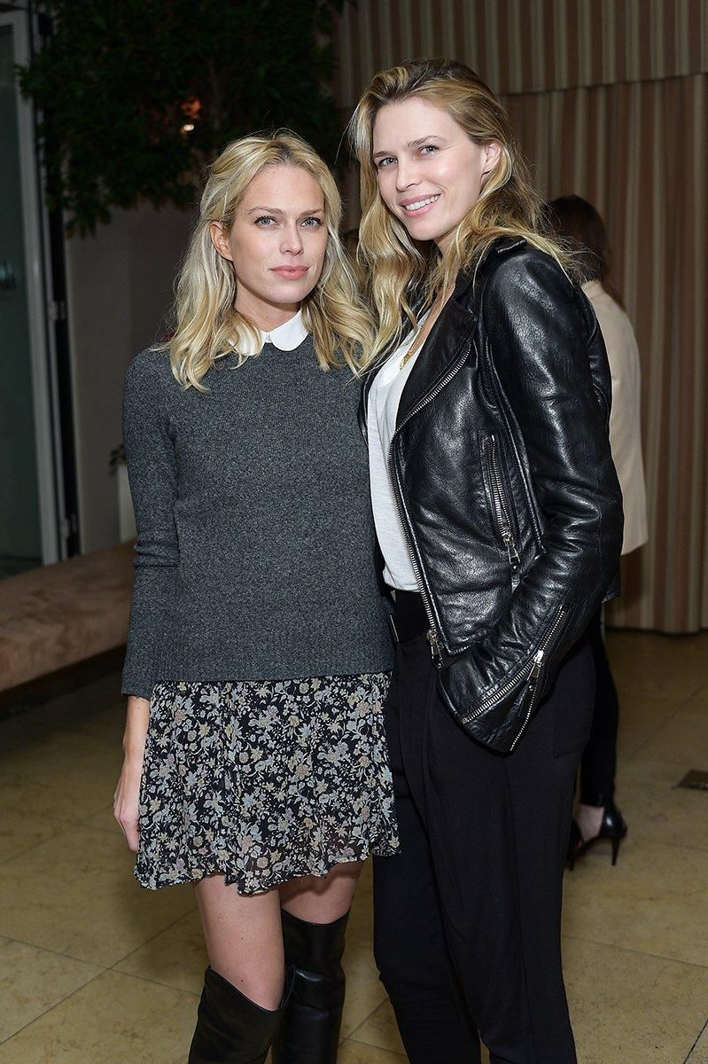 Erin foster and sara foster pre fall pinterest style icons