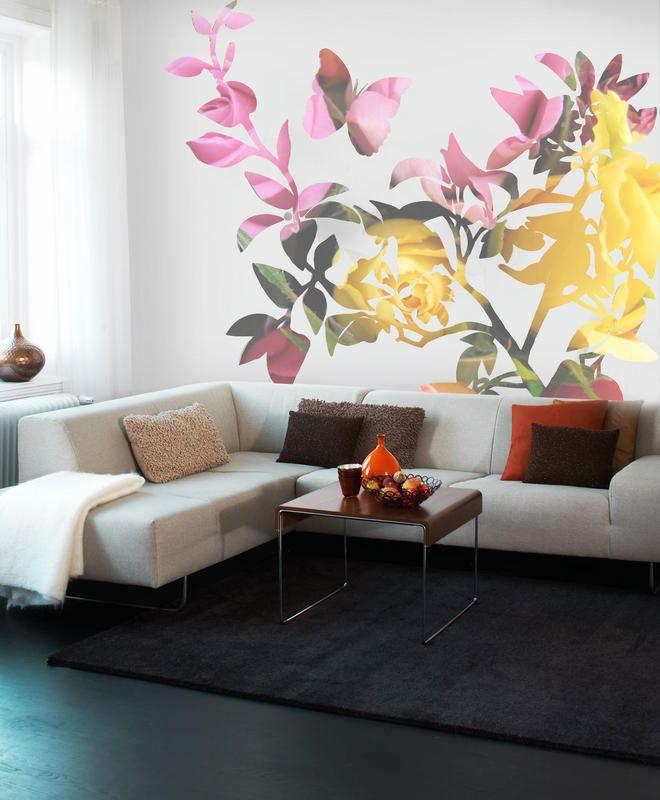 Blossom, P162101-8, fototapet designad av Mr Perswall.   Mr Perswall Sverige