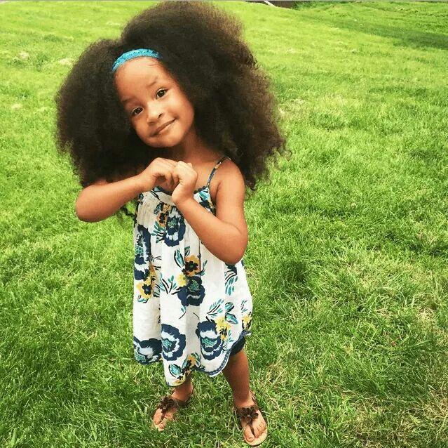 So Cute Kids Hairstyles Baby Hairstyles Big Natural Hair
