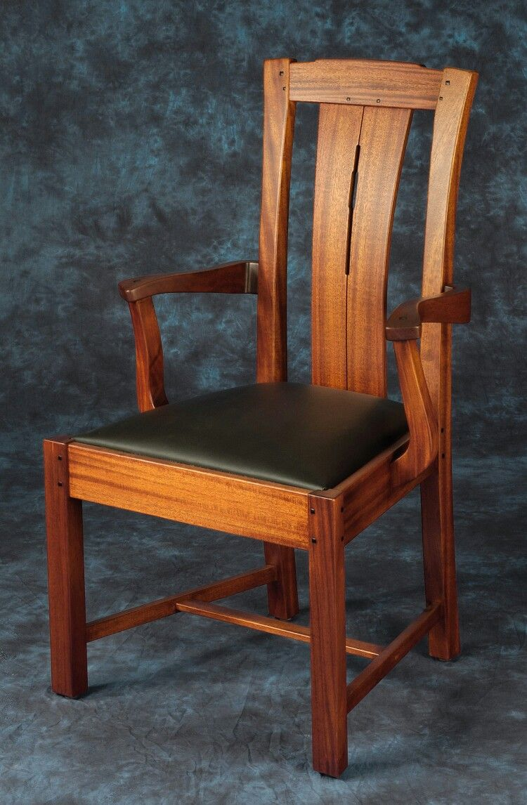 Darrell Peart Furniture Maker Seattle Washington Gorgeous Greene Greene Furniture Craftsman Style Furniture Craftsman Furniture Wooden Chair Plans
