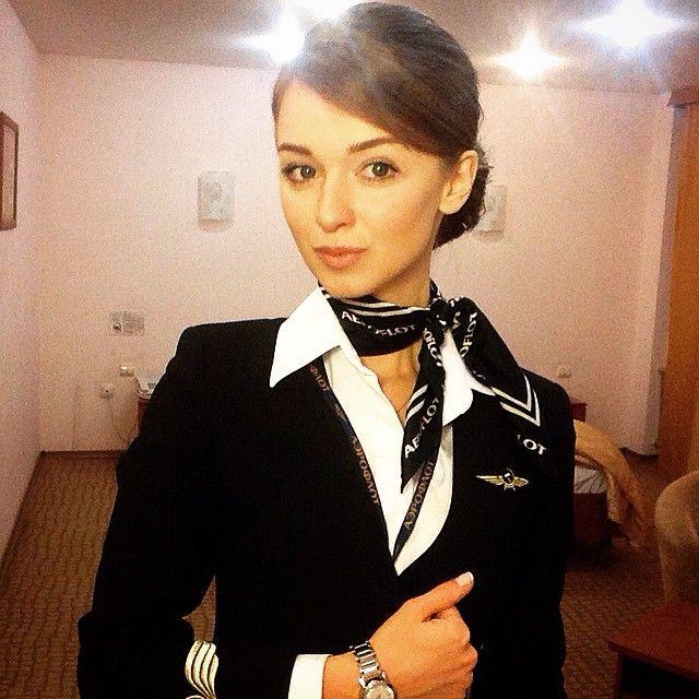 Домой, пора домой) #stewardess #topstewardess #aeroflot