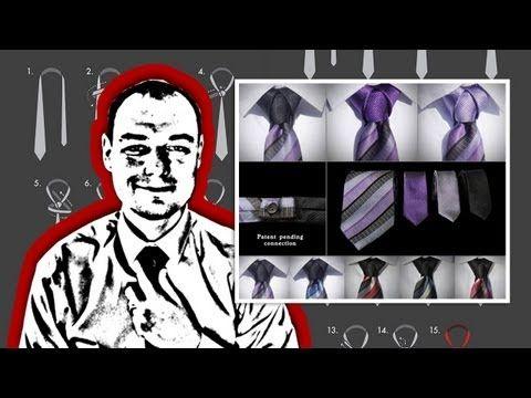 Hpw to tie a necktie