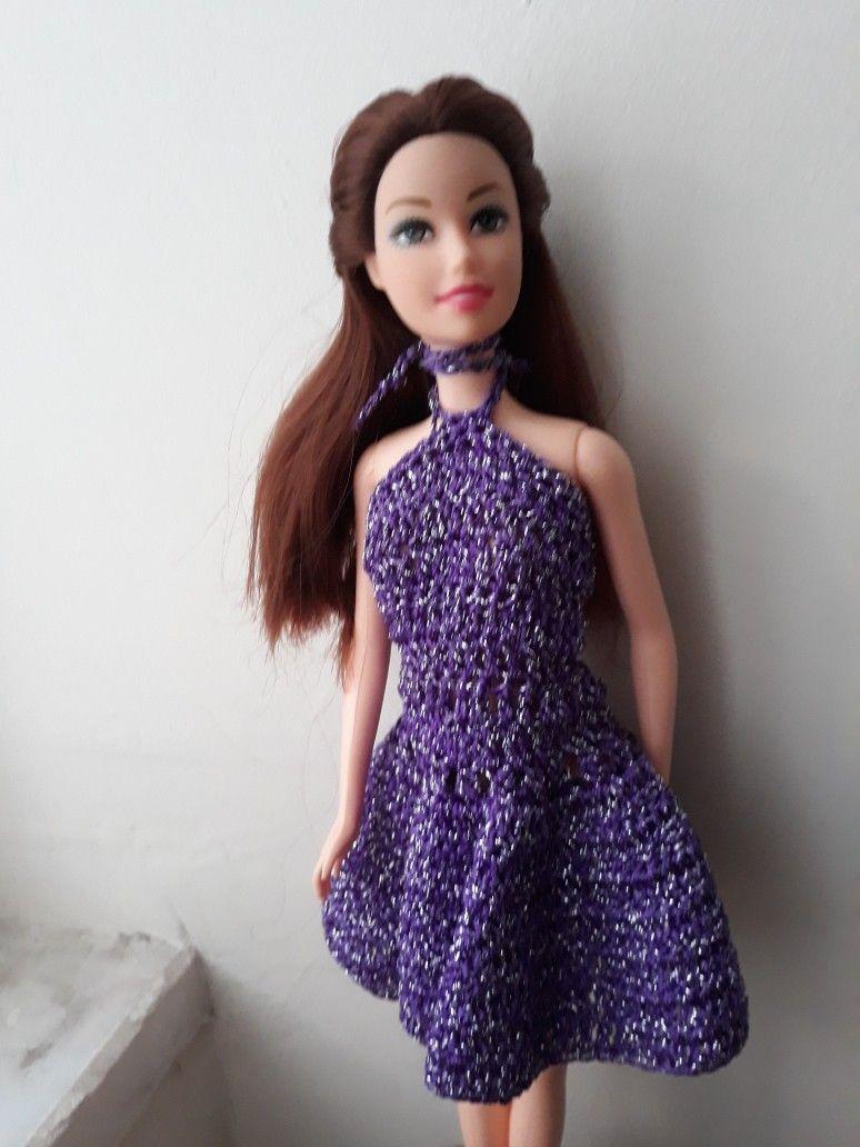 01133a127e0b0 Elbise yapımı çok kolay | barbie elbise modelleri | Elbise yapımı ...