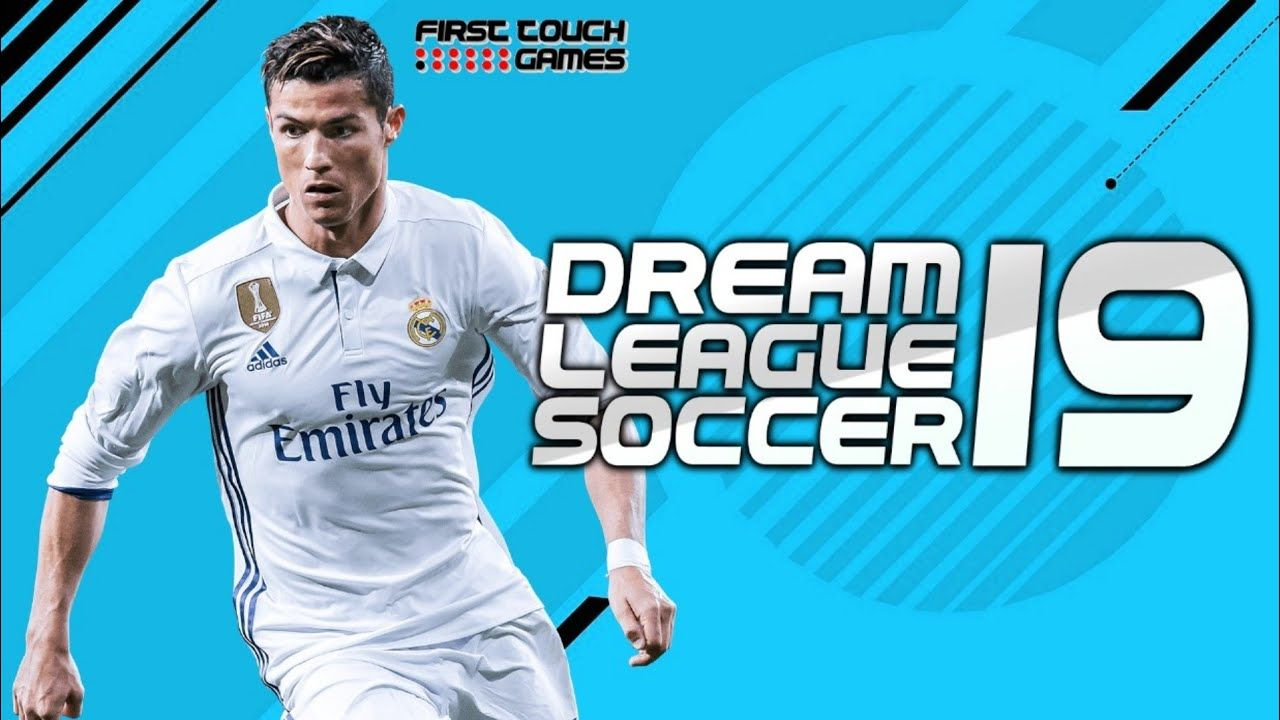 Download DLS 19 Mod APK - Dream League Soccer 2019 Apk Mod Data for