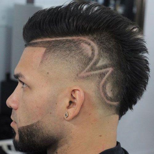 35 Best Mohawk Hairstyles For Men 2020 Guide Mohawk Hairstyles Mohawk Hairstyles Men Mens Hairstyles