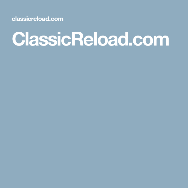 Classicreload Com Video Games Games Information on the classicreload.com may not be duplicated without permission. pinterest