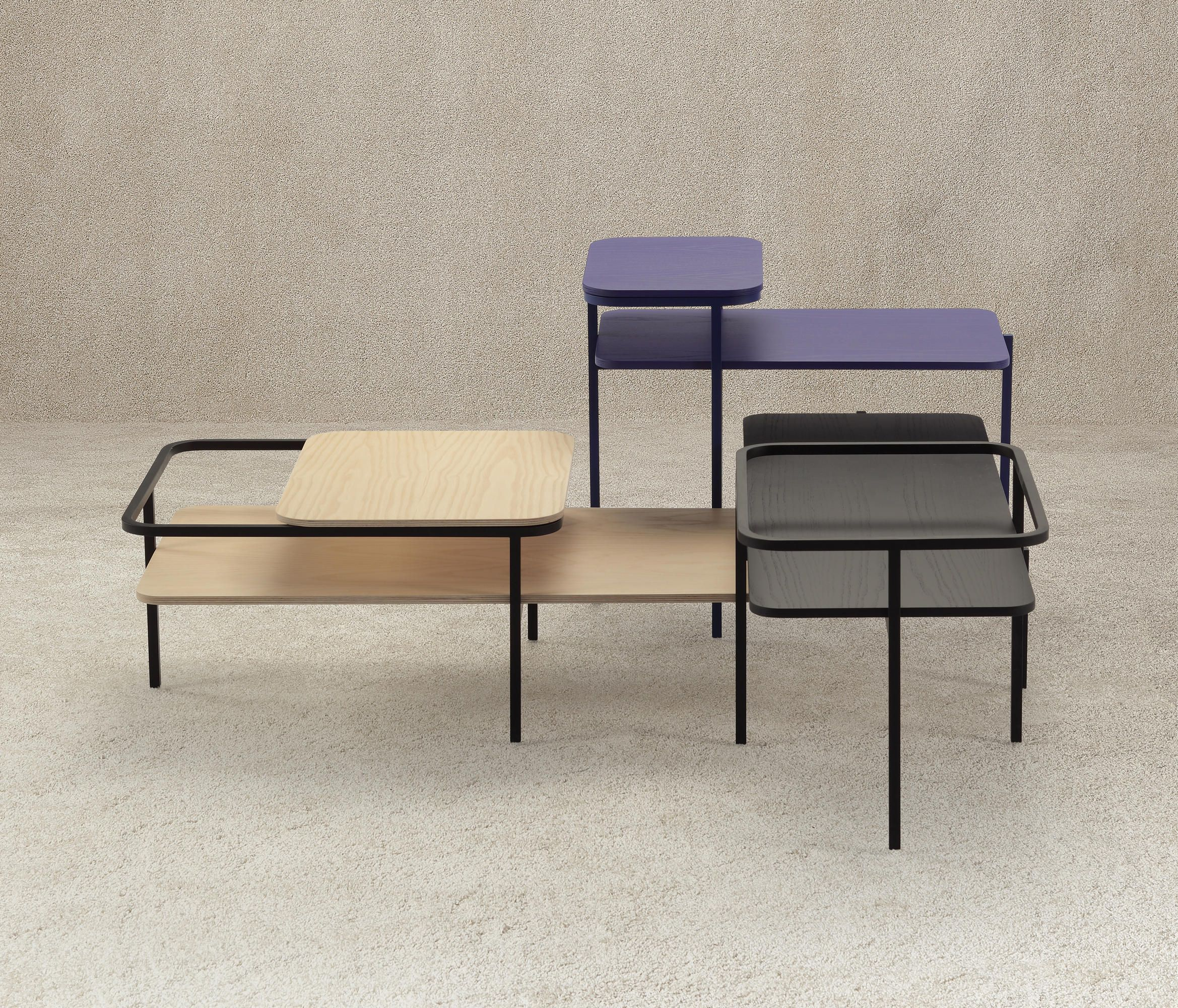 Couchtisch Hamilton Duplex Designer Lounge Tables From Sancal All Information
