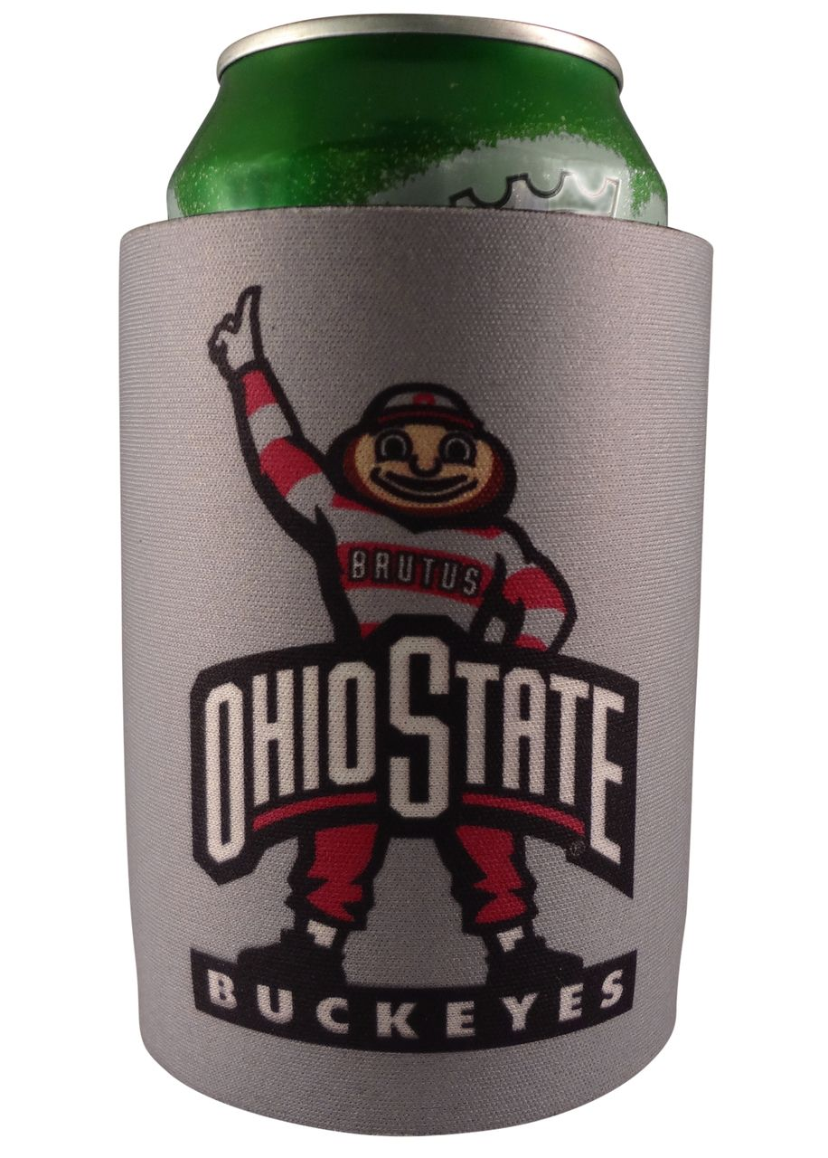Fan Apparel & Souvenirs College-ncaa Ohio State Can Coozie