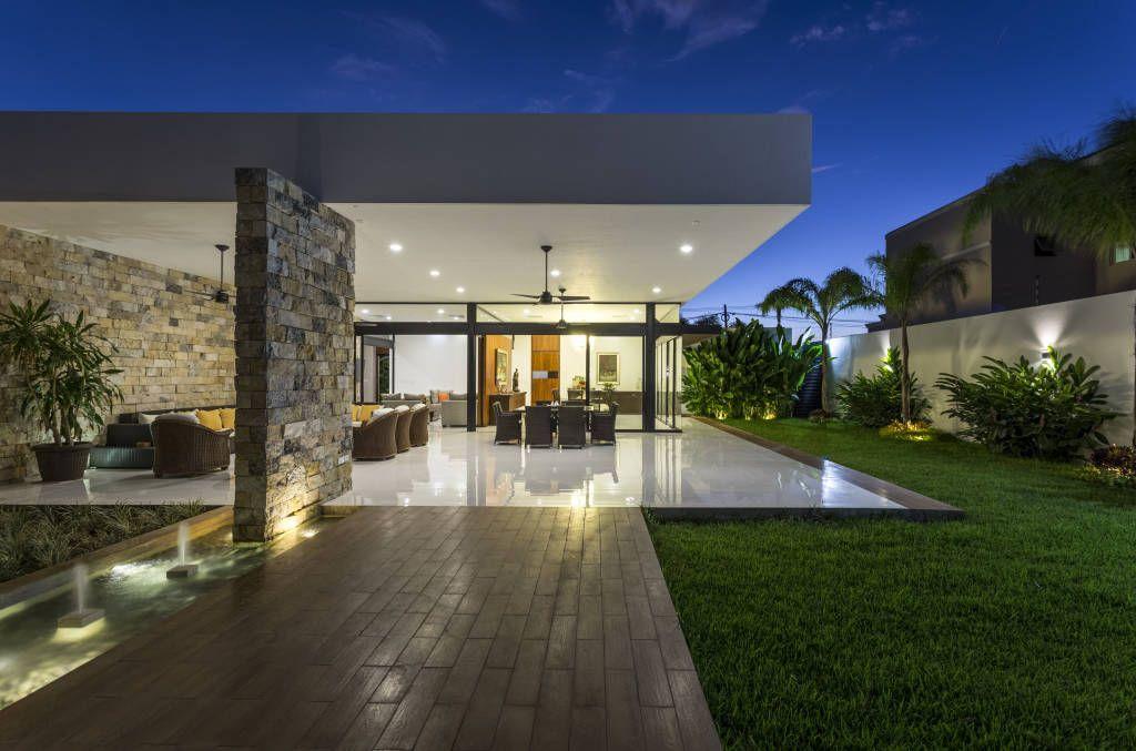 Casa O44 Balcones Y Terrazas Modernos De P11 Arquitectos