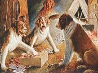 Gallery Of Cassius Marcellus Coolidge S Work Dogs Playing Poker Dog Day Afternoon Dogs Playing Pool
