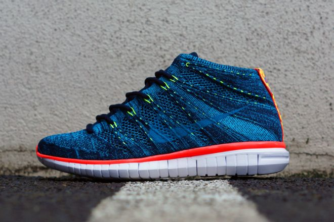 Nike Free Flyknit Chukka 2014 Collection De Vacances