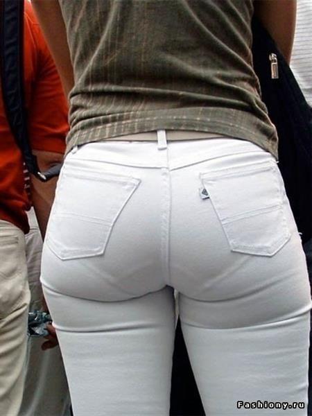 Обтянутые брюки просвечиваются трусы фото 531-864
