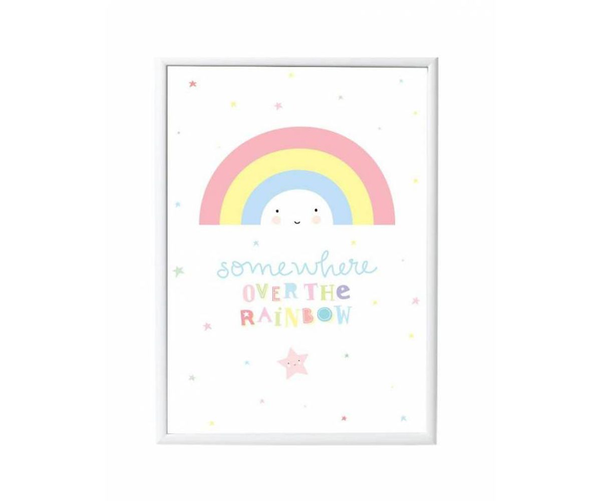 Póster Rainbow 50 x 70 cm