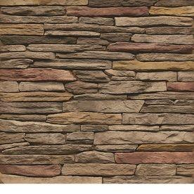 Shop Stonecraft 8 Linear Ft Multicolor Ledge Stone Veneer At Lowes Com Stone Veneer Natural Stone Veneer Exterior Stone