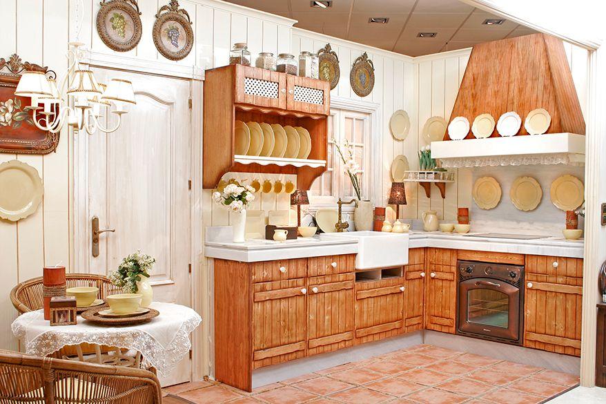 Dise o de cocinas clasicas mueblesarria sevilla for Cocinas de ocasion sevilla