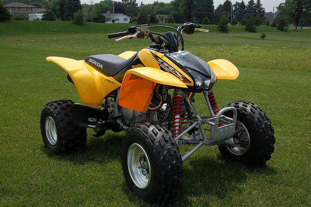 2005 Honda Trx400ex Tractor Pictures Atv Quads Honda